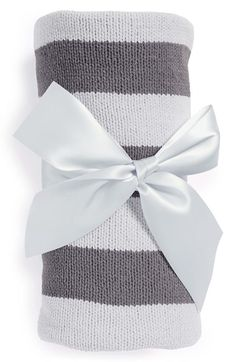 Free shipping and returns on Nordstrom Baby Chenille Stripe Blanket at Nordstrom.com. A soft, striped blanket makes for a cozy addition to your nursery décor.