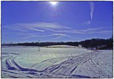 Snowmibile trails