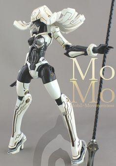 MOMO   9款超带感机械萝莉