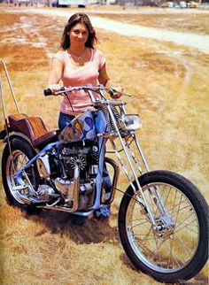 Chopper Woman