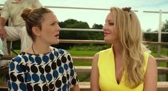 Drew Barrymore and Wendi Mclendon-Covey. BLENDED