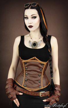steampunktendencies  Steampunk Splendor - Restyle.pl Goth Girls e84fbccbb8