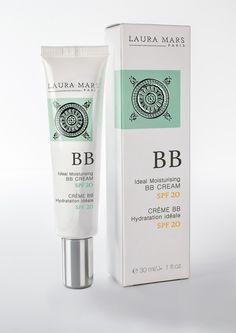 Dzintars Laura Mars Ideal moisturizing BB cream SPF 20/Laura Mars Ideal hydratačný BB krém SPF 20