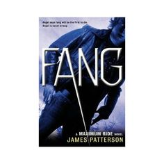 Fang (Maximum Ride, book 6) by James Patterson ❤ liked on Polyvore featuring books and maximum ride