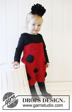 Lady Bug Party Outfit. So Cute.