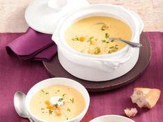 Kartoffel-Käsecreme-Suppe - Rezept | DasKochrezept.de