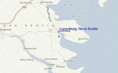 Lunenburg, Nova Scotia Tide Station Location Guide Visit Nova Scotia, Rose Bay, Blues Rock, Places, Image, Lugares
