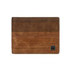 Mens Everyday Stripe Wallet EQYAA03532 Quiksilver
