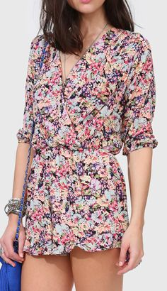 Confetti Romper...this is a romper i migbt actually wear!