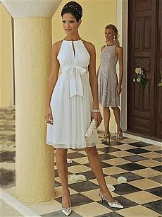 Summer Dress Pattern - this would be a great beach vow renewal dress - long? Summer Dress Patterns, Summer Dresses, Formal Dresses, Party Dresses, Mom Dress, Dress Up, Moda Mania, Vow Renewal Dress, Sweet Wedding Dresses