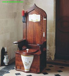 Holy toilet: I need this