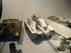 40k tank conversions - Google Search