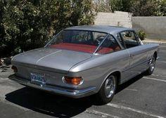 1968 Fiat 2300S Ghia Coupe