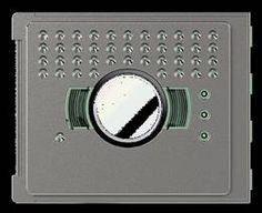 #351205 Frontal para Módulo de Audio / Vídeo