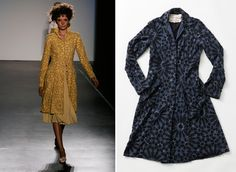 ALABAMA CHANIN – FROM THE ARCHIVES: BEADED FACETS COAT