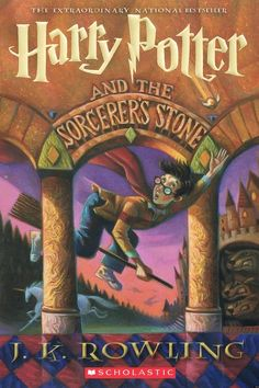 Harry Potter and the Sorcerer's Stone, by J.K. Rowling   37 YA Books You Need To Add To Your Reading List