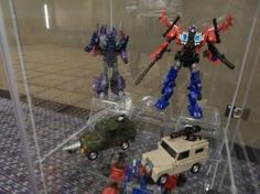 3rd Party Product Preview at TFCon Chicago 23.24 by transformersnewfan