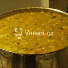 Fotografie receptu: Holandská hrachová polévka Ethnic Recipes, Food, Meals, Yemek, Eten