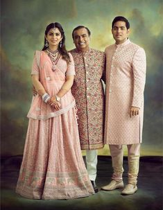 Who Wore What At The Big Fat Ambani Wedding - Frugal2Fab