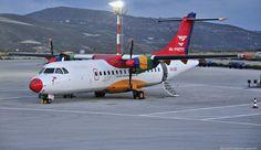 "Sky Express SX-LOS ATR42 Heraklion International Airport, ""Nikos Kazantzakis"" (IATA: HER, ICAO: LGIR)"