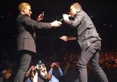 El concierto ideal: U2 invitó a Jimmy Fallon y a The Roots al escenario