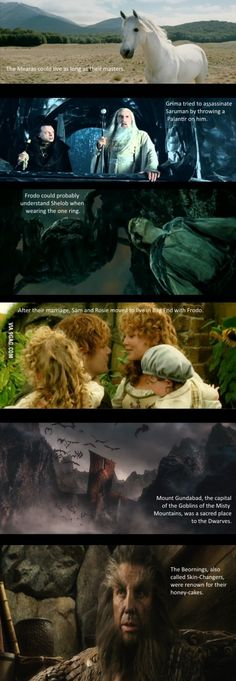 Some facts about The Lord of the Rings you may have not known-Part 3