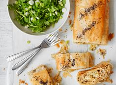 Why not treat yourself to this beautiful winter time savoury pastry tonight! Simple to make & delicious to eat. Click here for the full recipe!