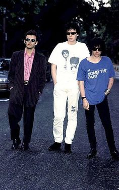 ★ James, Nicky and petit Richey ★ / From Google