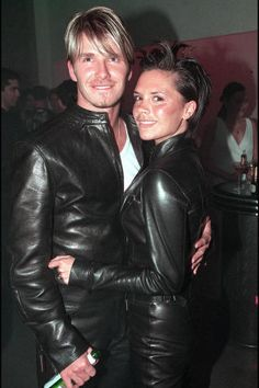 The 24 hottest power couples from the 1990s: David and Victoria Beckham