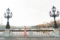 Beautiful bridges and views of the Seine in Paris, France - Pont Alexandre III