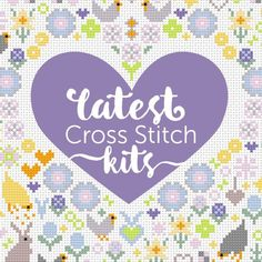 Shop craft materials, yarn and free patterns. Knitting, crochet, embroidery, sewing and tons of inspiration for your next project. Feel the joy of making. Baby Cross Stitch Kits, Needlework, Craft Supplies, Free Pattern, Tapestry, Quilts, Embroidery, Sewing, Knitting