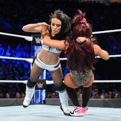 "SmackDown 10/2/18: R-Truth & Carmella vs. Andrade ""Cien"" Almas & Zelina Vega - Mixed Tag Team Match"