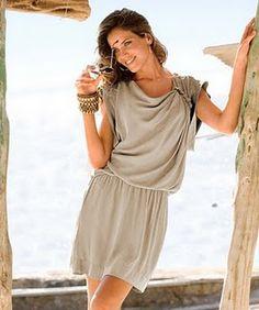 Me want comfy dress.