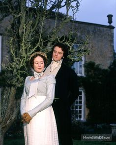 Pride and Prejudice 1995 BBC miniseries. Jennifer Ehle and Colin Firth as Elizabeth Bennet and Fitzwilliam Darcy Jane Austen Winchester, Mr Darcy And Elizabeth, Elizabeth Bennett, Darcy Pride And Prejudice, Jennifer Ehle, Little Dorrit, Jane Austen Movies, Becoming Jane, Elizabeth Gaskell
