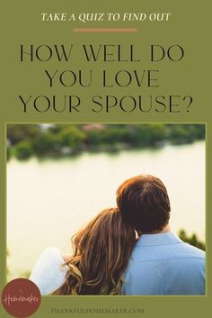 I'm not usually a quiz person, but this particular quiz is a convicting evaluator of how well I am loving my spouse (and others) This quiz will help you understand where you are in your marriage and what you can do to improve it. #loveyourspouse #christianmarriages #marriage #love #marriagetips #Christianmarriage #biblicalmarriage #thankfulhomemaker Biblical Marriage, Marriage Tips, Biblical Womanhood, Successful Marriage, Strong Marriage, Good Marriage, Relationship Advice, Healthy Marriage, Relationships