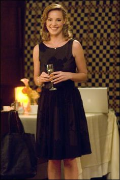 Someday I'd love to have her hair - katherine heigl 27 dresses hair | KATHERINE OF 27 DRESSES | Dresses 2013