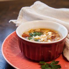 Greek Vegetable Soup