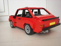 Lego - Ford Escort Mk2 Rally