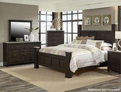 6pc King Bedroom Set - Art Van Furniture