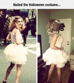 Happy Halloween From Sarah Jessica Parker