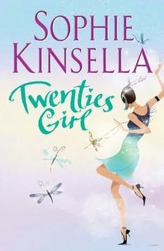 Book Chick City | Reviewing Urban Fantasy, Paranormal Romance & Horror | REVIEW: Twenties Girl by Sophie Kinsella (click for review)