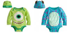 {Obsessed!} Disney Baby Monsters Line