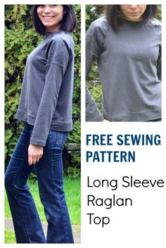 Hello there,  Thank you for visiting on the Cutting Floor today.  This is the updated version of the Long Sleeve top for women. I have had a few requests in the past to make the updated version of this pattern, so here it is! This pattern has been sponsored by PatternMaker USA. To …