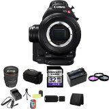 Canon EOS C100 EF Cinema Camcorder with Canon EF 24-105mm f/4 L IS USM Lens 64GB Package 2 (international model no warranty) - http://onlinedigitalcamerasreviews.com/canon-eos-c100-ef-cinema-camcorder-with-canon-ef-24-105mm-f4-l-is-usm-lens-64gb-package-2-international-model-no-warranty/