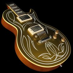 Gibson Custom Shop Billy Gibbons Les Paul Goldtop VOS Electric Guitar