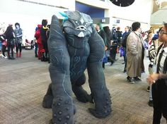 kaiju cosplay - Google Search