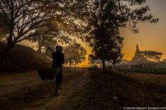 Mrauk U landscape, Photography of Myanmar Burma Mrauk U, Countries Of Asia, Landscape Photography, Travel Photography, Laos, Vietnam, Cool Photos, Places To Go, Thailand