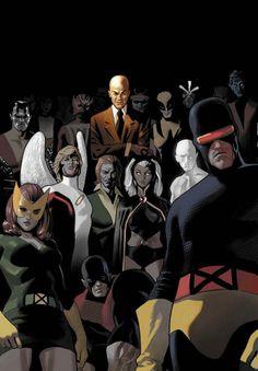 X-Men by Daniel Acuna