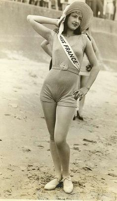Miss France ° 1920's