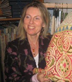 textile raumgestaltung mit modernen stoffen von nya nordiska raumgestaltung gardinen und beratung. Black Bedroom Furniture Sets. Home Design Ideas